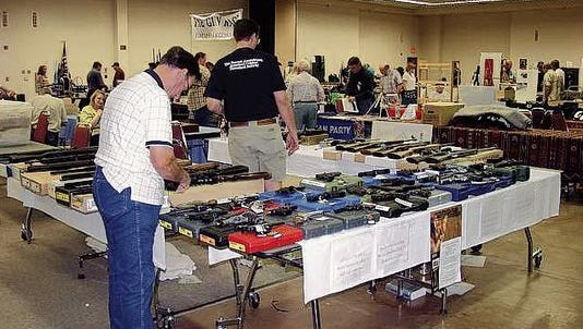 The 26th Annual All American Gun and Western Collectible Show is set for Saturday and Sunday at the Ruidoso Convention Center.