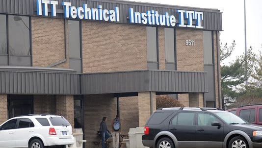 ITT Tech has stopped enrolling new students.