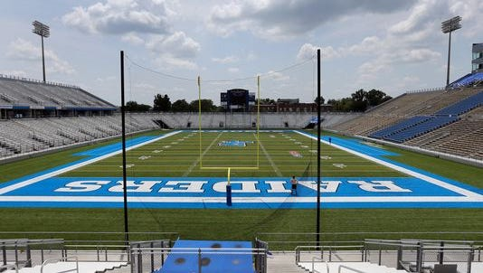 New changes were announced Tuesday for MTSU gamedays.