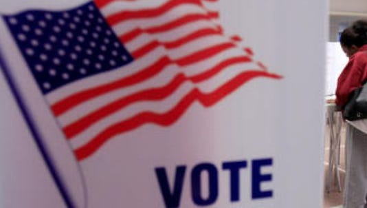 If you haven't registered to vote, you might be getting a reminder in the mail.