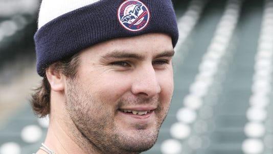 Bats outfielder Jesse Winker