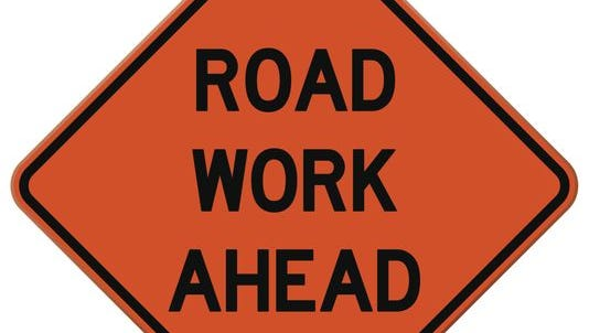Four rural roads in southern New Castle County will close in September as crews rebuild railroad crossings.