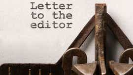 Letter: Environmental issues should shame us all
