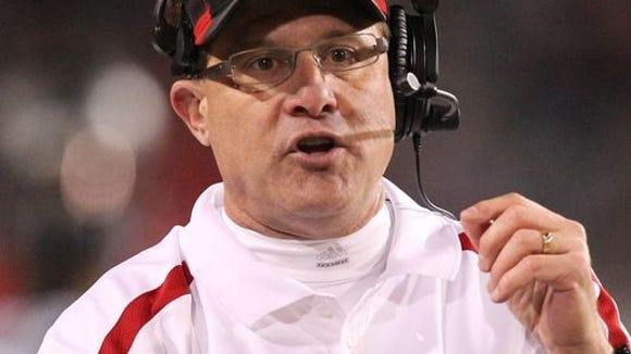 Gus Malzahn will be facing his former school, Arkansas State, where he spent one season as a head coach.