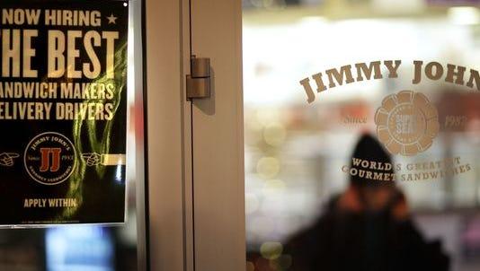 Jimmy John's, Arby's merge.