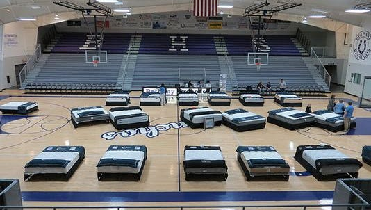 Cherokee High School will host a mattress fundraiser on Sunday in the North Cafeteria.