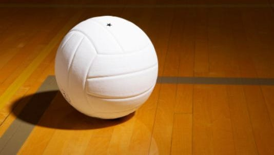 See which six area teams are  listed in the latest state volleyball rankings.