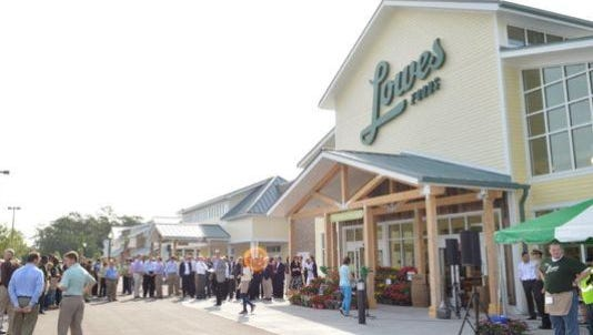 Lowes Foods will open its first Upstate location at the intersection of Suber and Hammett Bridge roads in Greer on Sept. 23.