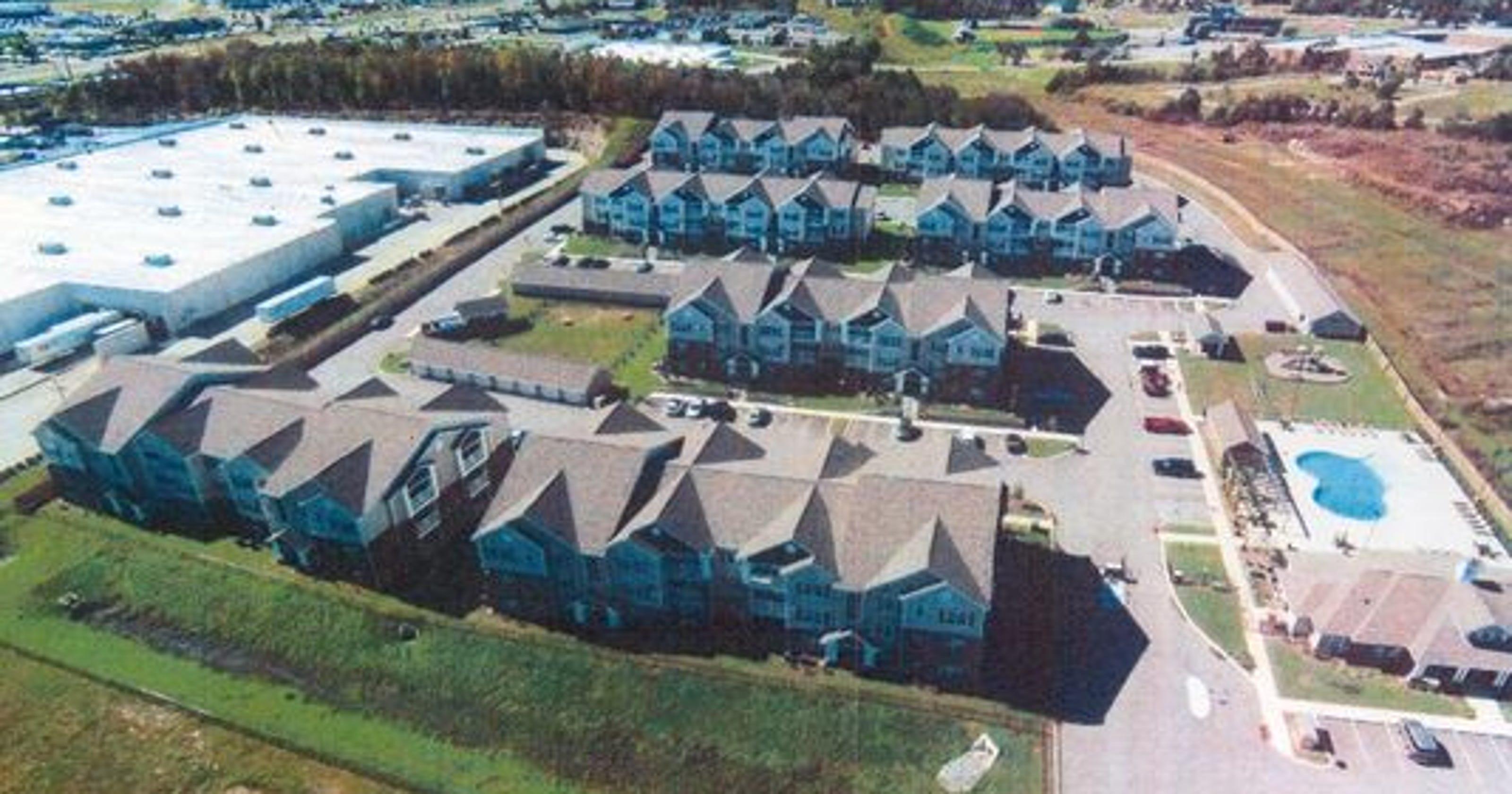 Rezone OK'd for new Ashland City apartments