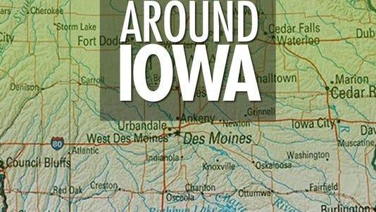 Around Iowa news.