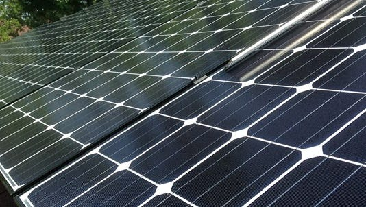 Solar panel customers connected to Lafayette Utilities System soon won't have to pay a new net metering fee.