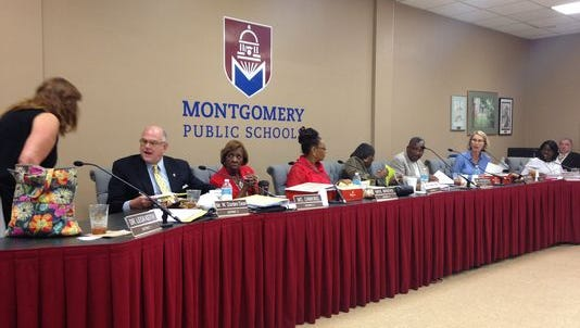 Montgomery Board of Education.