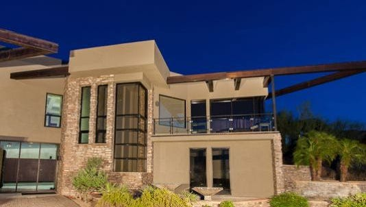 Two-time Cy Young Award-winning pitcher Tim Lincecum sold his 11,000 square-foot Paradise Valley estate for $3 million.