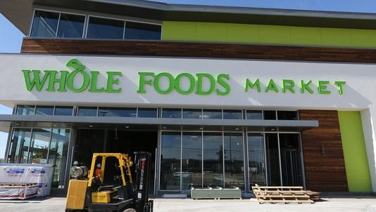 The Whole Foods Market at 100 Pitt St. in West El Paso is scheduled to open at 9 a.m. Oct. 19., the company announced Thursday.
