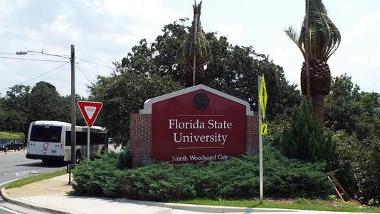 More than a dozen Florida State University have come down with hand, foot and mouth disease.