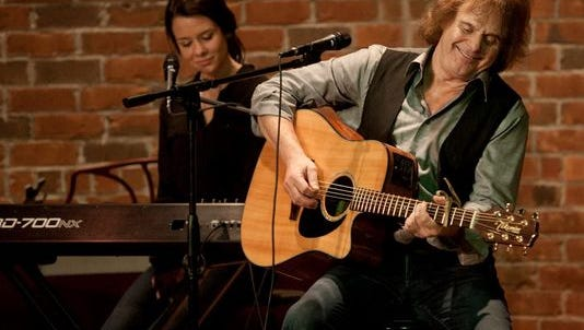 """Bobby Hayden Jr. and Lexi Laconi will perform on Saturday, Oct. 1, at the Rock Church in Portland after a """"Take Back Our Community"""" event that afternoon in the church parking lot."""
