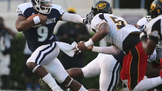 Grambling and Jackson State play Saturday in the SWAC opener for both teams but the future schedule between the two remains murky.