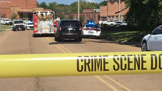 A Jackson man fatally shot a would be intruder.