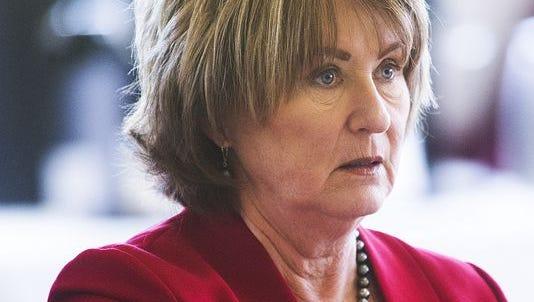 University of Arizona President Ann Weaver Hart