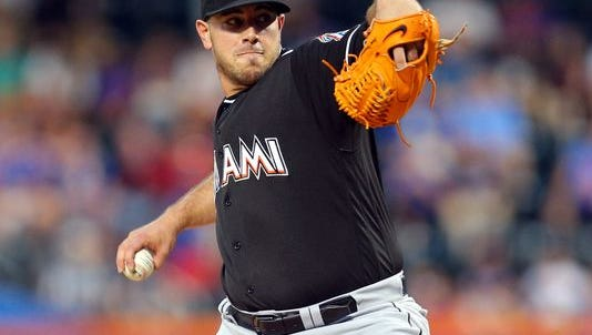 Miami Marlins pitcher Jose Fernandez was killed in a boating accident on Saturday, September 24, 2016.