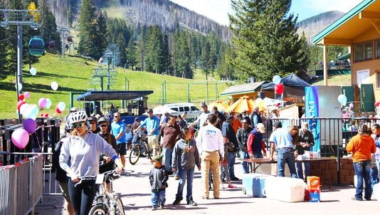 Ski Apache's Party on the Mountain kicks off winter from 11 a.m. to 5 p.m. Saturday, Oct. 15.