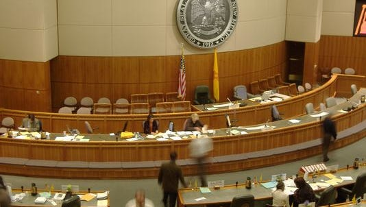 New Mexico Legislature.