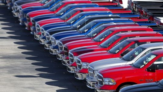 Ford, GM sales down in September.