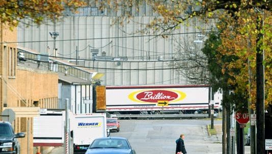 Layoffs at Brillion Iron Works are expected to begin Nov. 11.