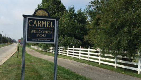 Carmel welcomes you!