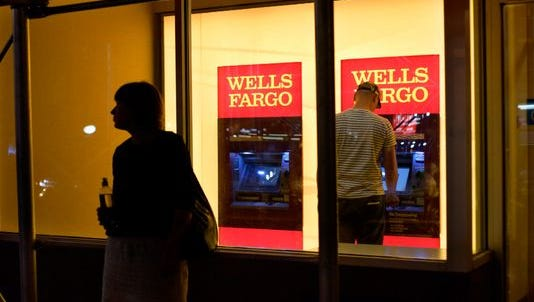 Wells Fargo earnings fell 3 percent in Q3.