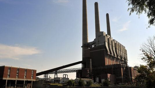 The Lansing Board of Water & Light's Eckert Plant is expected to go offline in 2020.