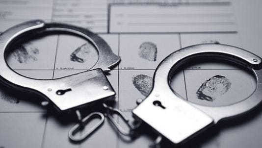 A Burlington Township man was arrested and charged with DWI.