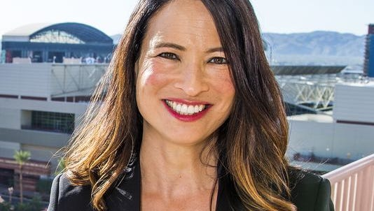 Mi-Ai Parrish, publisher, Arizona Republic and AZ Central