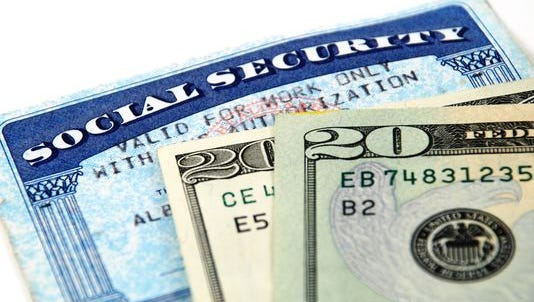 The average Social Security recipient will see just a $5 monthly raise in benefits in 2017.