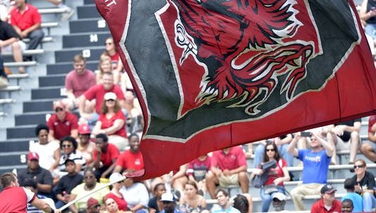 South Carolina hosts UMass in a non-conference game Saturday.