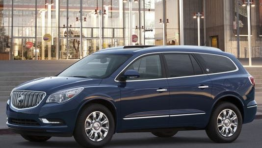 The 2016 Buick Enclave