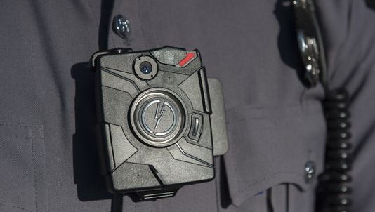 Mount Vernon was awarded an $84,000 federal grant to develop and implement a body camera program in the police department.