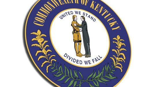 Kentucky state seal