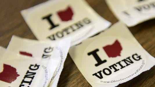 Primary elections are scheduled for May 4.