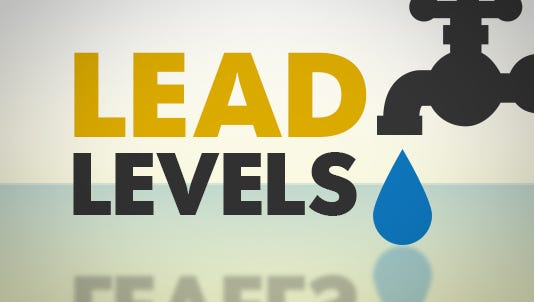 Children in York and Adams counties test higher for lead levels in the blood than national averages.
