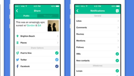 Twitter announced Thursday that it would be discontinuing its video-looping app Vine in the coming months.