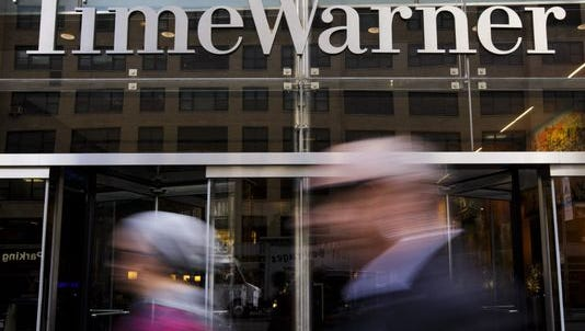 AT&T is proposing to buy Time Warner.