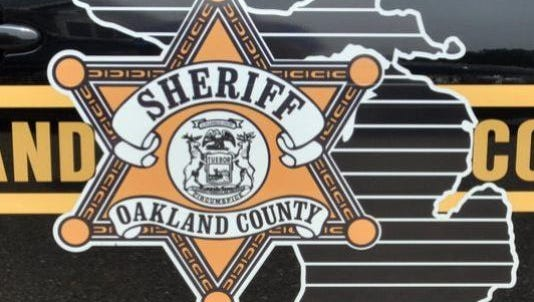 Oakland County Sheriff's Office logo.