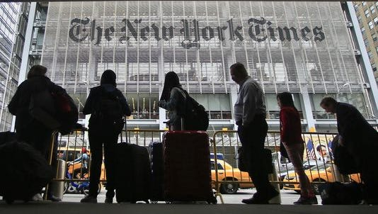 The New York Times is inviting readers to spend Election Night with their journalists.