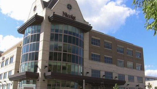 Nicolet National Bank is the second-largest bank in Green Bay.