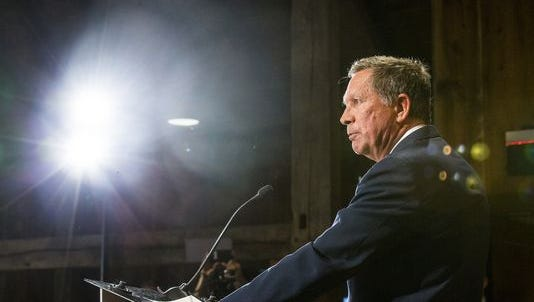 Gov. John Kasich opposed Donald Trump in the GOP primary.