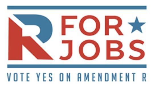 """""""R for Jobs"""" logo"""