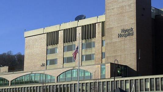 File Photo Nyack Hospital. Nyack Hospital