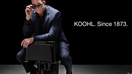 Kohler Co. responded to an SNL skit on Tuesday with an image of Kohler President and CEO David Kohler that mirrors the fake SNL advertisement.