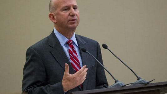 Gov. Jack Markell is traveling to India next week.